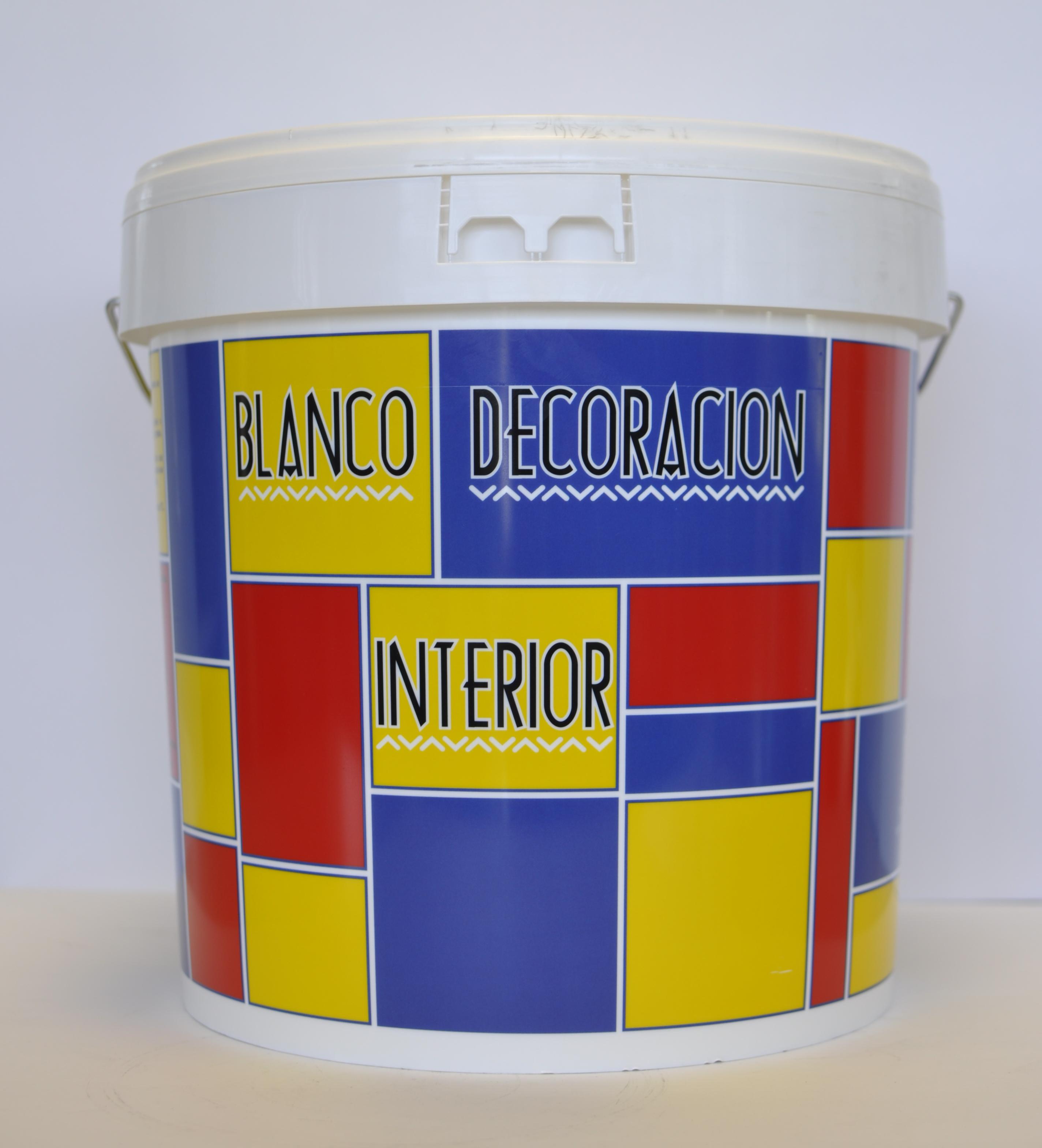 Cepisa bemcor blanco decoracion - Limpiar pintura plastica ...